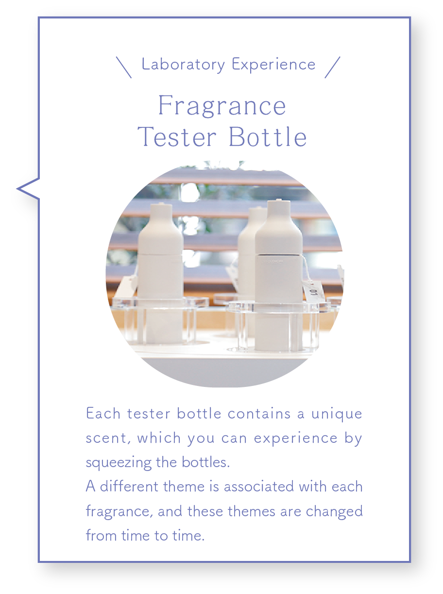 Fragrance Tester Bottle